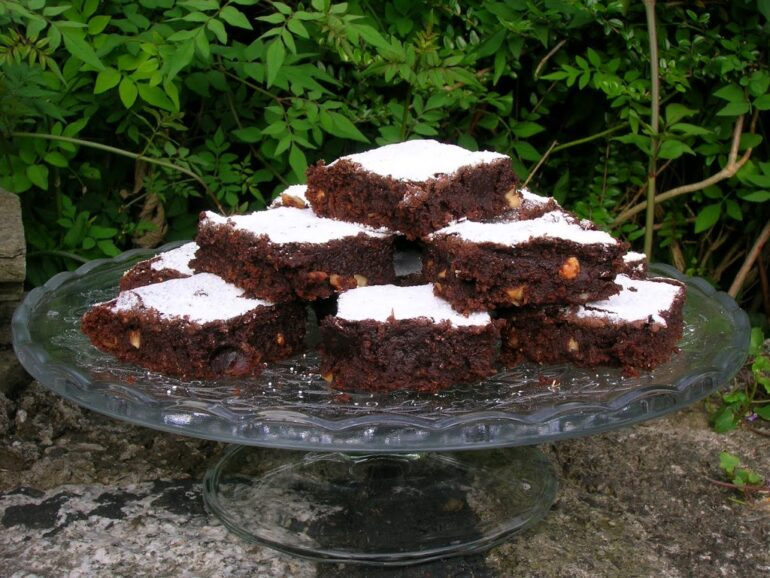 Tropical Brownies