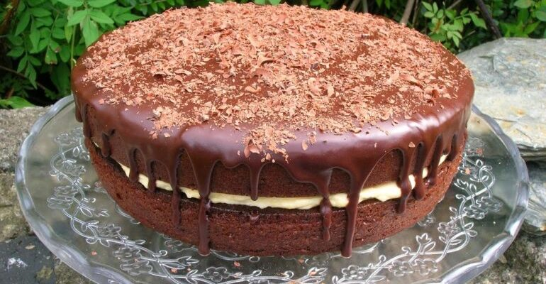 Chilli Chocolate Cake