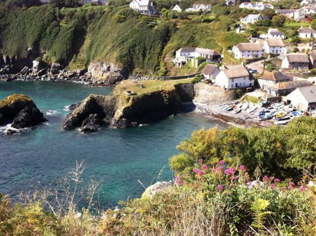 Cadgwith, Lizard, Cornwall.