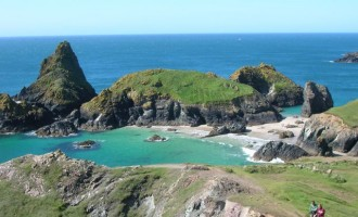 Kynance Cove. Best of British: 14 Cornish Recipes