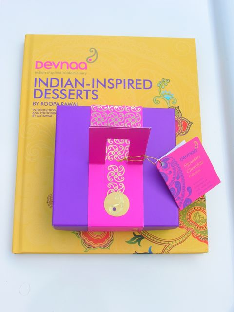 Devnaa Cookbook - Indian-inspired Desserts by Roopa Rawal