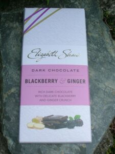 Blackberry Ginger Chocolate
