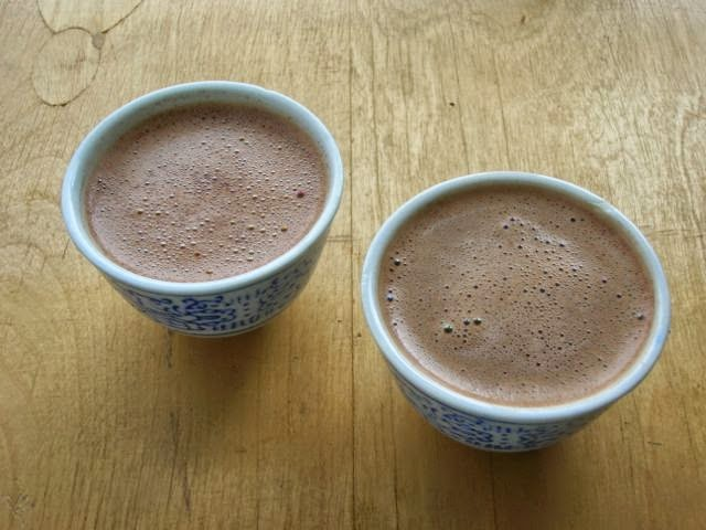 Mortimer Hot Chocolates