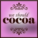 We Should Cocoa Badge