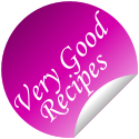 Very Good Recipes Badge