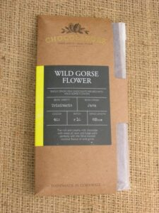 Wild Gorse Flower Chocolate