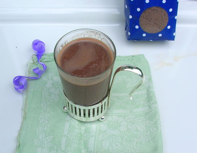 German Hot Chocolate