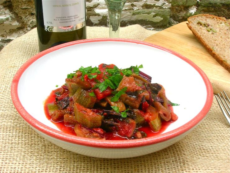 Cypriot Vegetable Stew