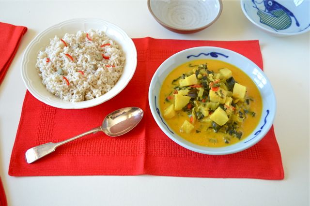 Riverford Recipe Box Curry