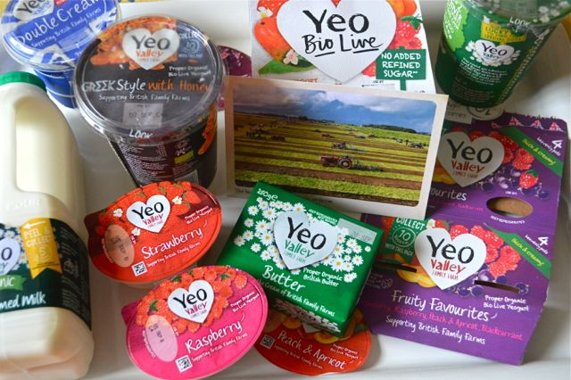 Yeo Valley Organic Products