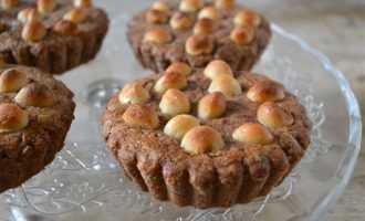 Giant Chocolate Macadamia Nut Cookies