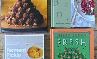 Christmas Gift Guide 2016 Cookbooks