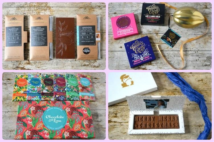 Chocolate Christmas Gift Guide 2016