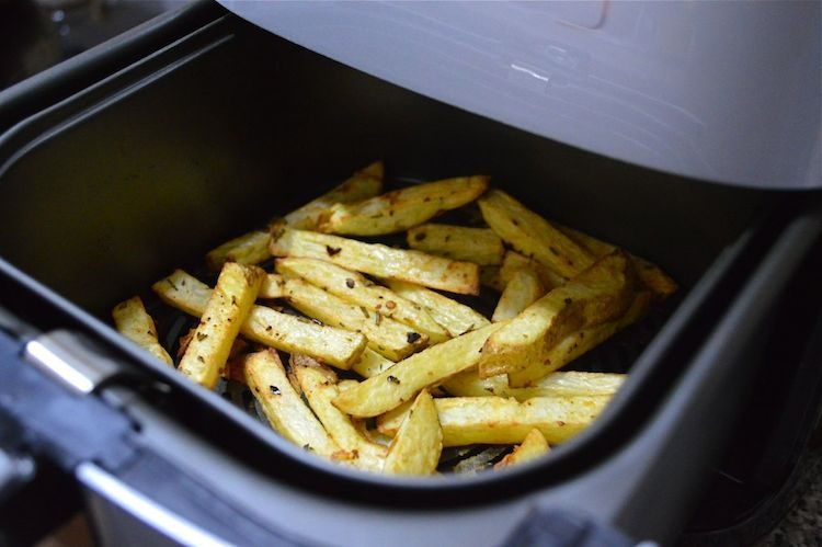 Optimum HealthyFry Air Fryer Chips