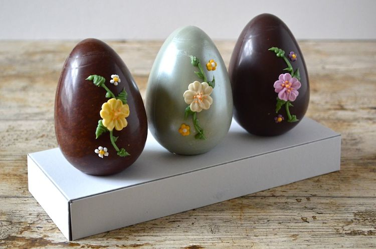 Bettys Chocolate Easter Eggs