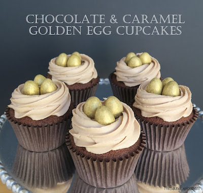 Chocolate Caramel Cupcakes With A Tutorial On How To Fill ...