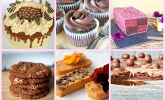 11 Marvellous Chocolate Recipes to tempt you and June's #WeShouldCocoa link-up.