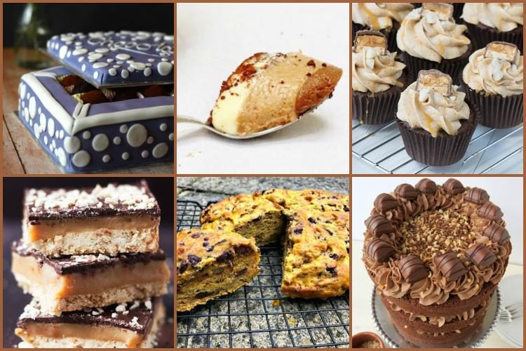 13 Late Summer Chocolate Recipes