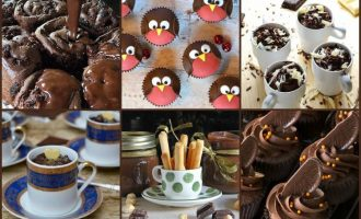 14 Festive Chocolate Recipes