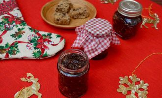 Lemon & Ginger Mincemeat