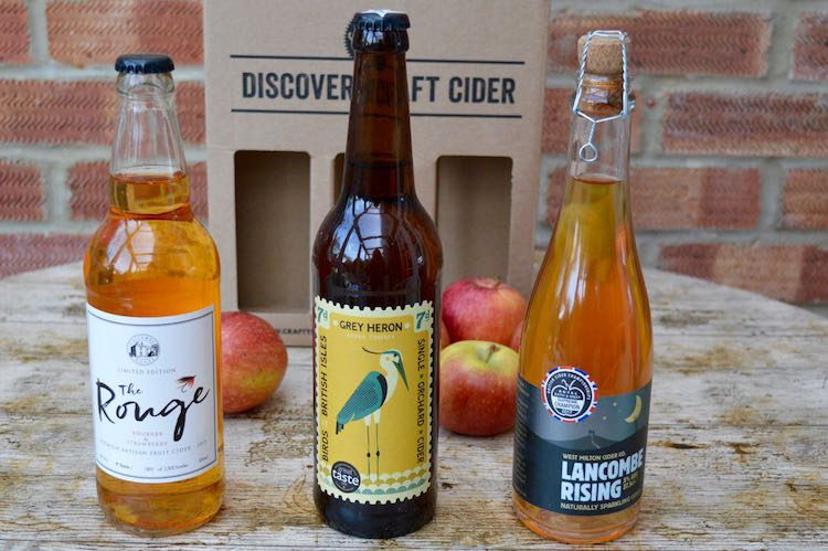 Craft Cider from Crafty Nectar
