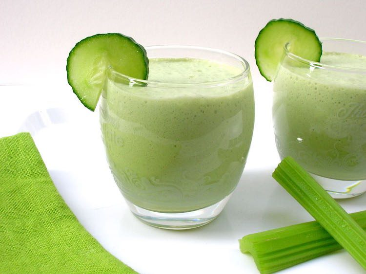 Cucumber and Celery Smoothie