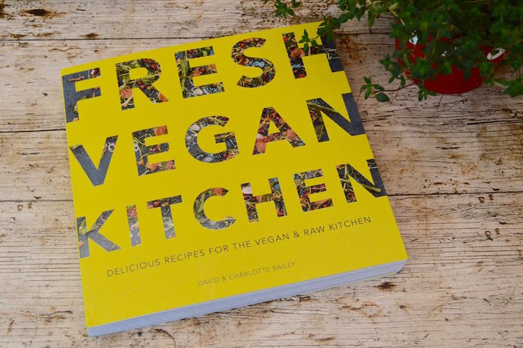Fresh Vegan Kitchen: delicious recipes for the vegan and raw kitchen