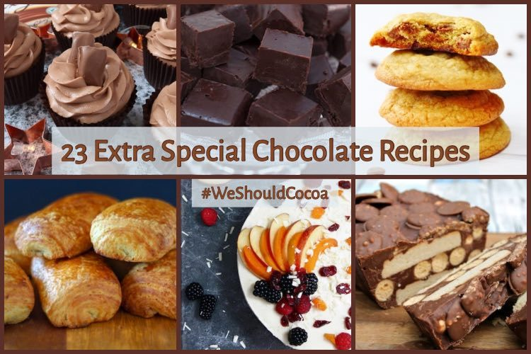 23 Extra Special Chocolate Recipes