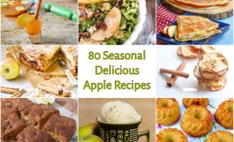 80 Seasonal and Delicious Apple Recipes to Make This Autumn