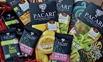 Pacari Chocolate Review & Giveaway