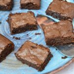 Spicy Orange Brownies
