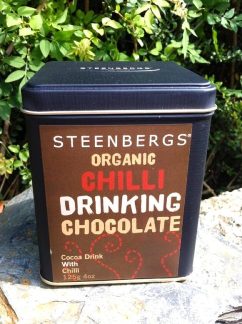 Steenbergs Chilli Drinking Chocolate
